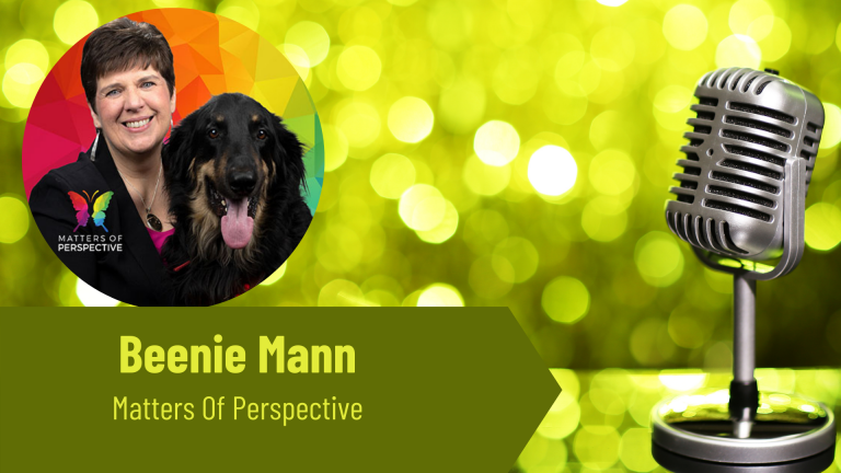 Beenie Mann Matters of Perspective on the Thriving Solopreneur Podcast with Janine Bolon