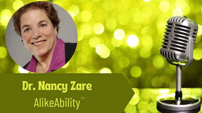 Nancy Zare - ALikeAbility on the Thriving Solopreneur Podcast with Janine Bolon