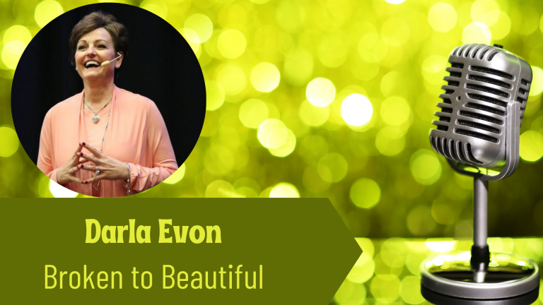 Darla Evon - From broken to beautiful on the Thriving Solopreneur Podcast with Janine Bolon