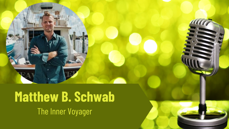 Matthew B. Schwab from the Inner Voyager on the Thriving Solopreneur Podcast with Janine Bolon