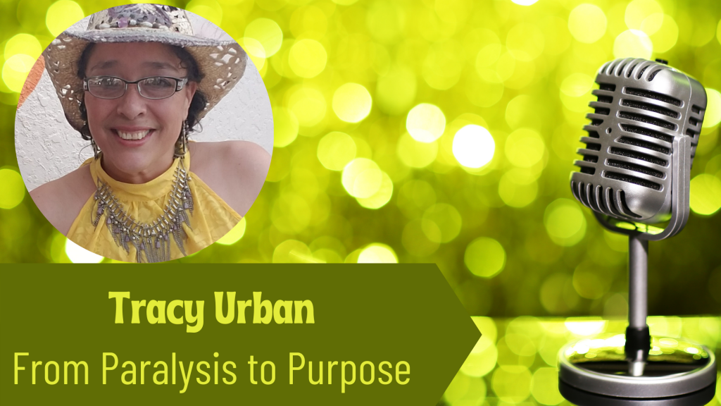 Tracy Urban - From paralysis to purpose on the Thriving Solopreneur Podcast with Janine Bolon