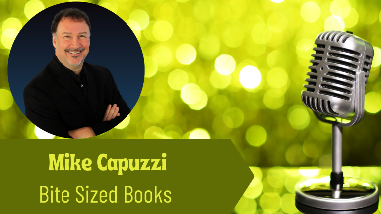 Mike Capuzzi - Bite-Sized Books on the Thriving Solopreneur Podcast with Janine Bolon