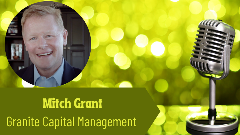 Mitch Grant - Granite Capital Management on the Thriving Solopreneur Podcast with Janine Bolon