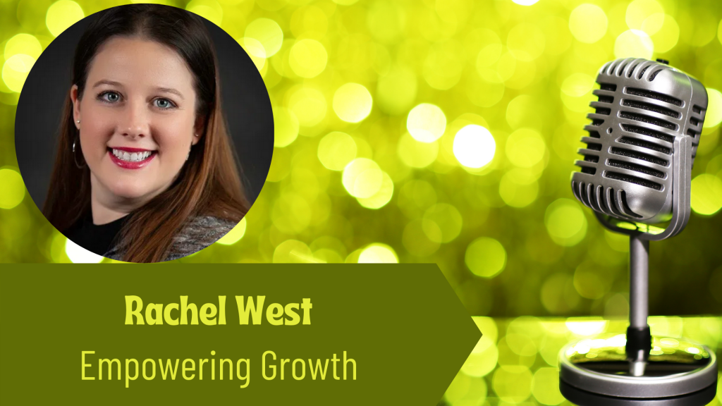 Rachel West, Empowering Growth on the Thriving Solopreneur Podcast with Janine Bolon