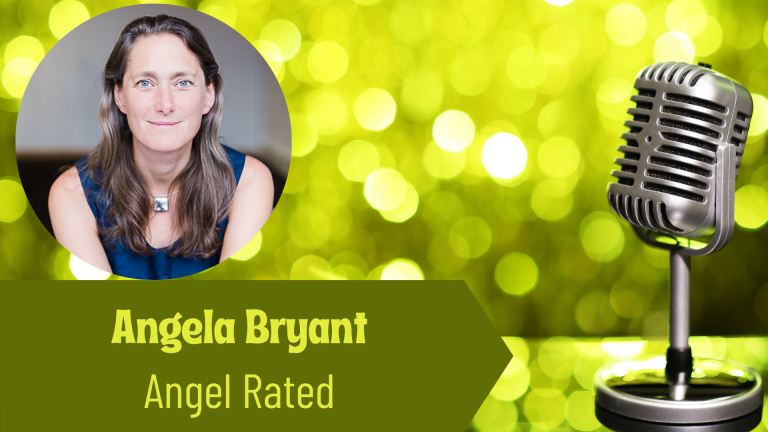 Angel Bryant, CEO of Angel Rated on the Thriving Solopreneur Podcast with Janine Bolon