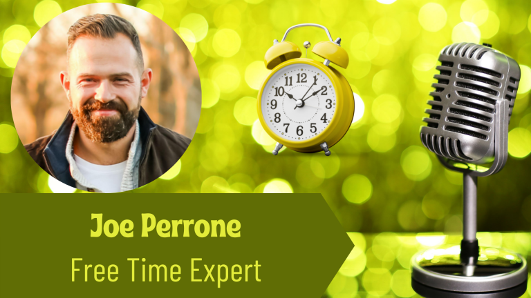 The Thriving Solopreneur Podcast Show with Joe Perrone, and Janine Bolon: Free Time Expert